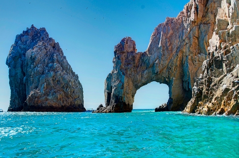 The Arch of Cabo San Lucas is just a short drive and a boat ride away!